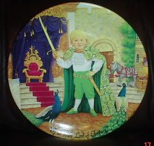 Davenport Collectors Plate TARTARY From THE CLASSIC CHILDRENS VERSE