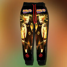 Anime Naruto Sennin Moodo Cosplay Pants Gift HD Printing Trousers Casual#MR-128