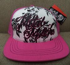 METAL MULISHA WOMENS REBEL ROSE CAP HAT SAMPLE ITEM SNAPBACK *NWT*