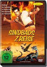 SINDBADS 7. siebente REISE Ray Harryhausen TORIN THATCHER Sindbad DVD Neu