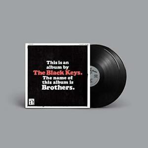 The Black Keys - Brothers (Deluxe Remastered Anniversary Editio (NEW 2 VINYL LP)