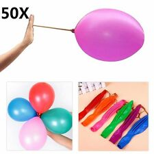 50 X LARGE PUNCH BALLOONS CHILDREN LOOT GOODY PARTY BAGS PINNATA FILLERS TOYS