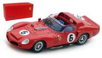 Looksmart Ferrari 330 TRI #6 Winner Le Mans 1962 - O Gendebien/P Hill 1/43 Scale