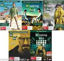Breaking Bad Series : Seasons 1 2 3 4 5 : NEW DVD