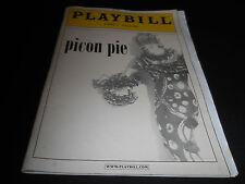 JANUARY 2005, PLAYBILL, PICON PIE, LAMB'S THEATRE, JUNE GABLE, STUART ZAGNIT