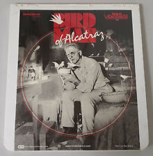 SEALED Birdman Of Alcatraz Vintage RCA Selectavision VideoDisc Video Disc Player