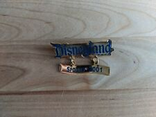 Disney Pin Disneyland Spoons 2001