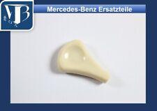 G-231 Mercedes Benz 190SL (W121) neuer Knopf elfenbein farbig für Fernlichtschal