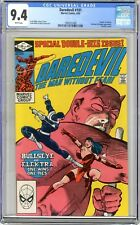 Daredevil  #181   CGC  9.4   NM   White pages