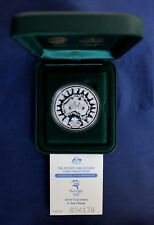 """2000 Australia Silver Proof $5 """"Olympics - Sea Change"""" in Case with COA   (G1/7)"""