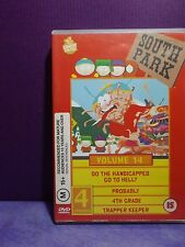 South Park : Season 4: Vol 14 (4 Episodes) DVD
