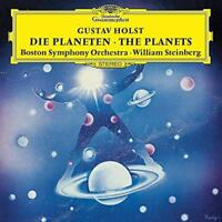 """Holst: The Planets, Op.32 - BSO William Steinberg (NEW 12"""" VINYL LP)"""