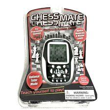 CHESSMATE Electronic Handheld Travel Game Pocket Size NOS NEW Sealed