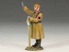 "King & Country WS184 Volksturm "" Heil "" - Figarti Collectors Showcase PH4"