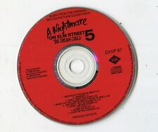 OST Soundtrack CD A NIGHTMARE ON ELM STREET 5 The Dream Child © 1989 # CHIP 87