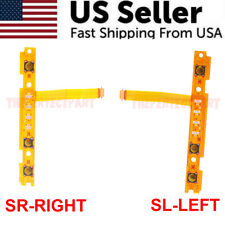 OEM Spec Joy Con SL SR Sync Button LED Lights Flex Cable For Nintendo Switch USA