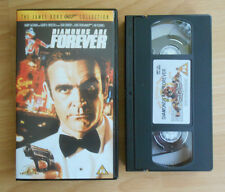 The James Bond 007 Collection (1999) - Diamonds Are Forever - VHS - PAL - Mint