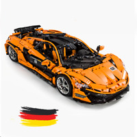 42056 Technic Auto Wagen P1 racecar Blöcke Bausteine MOC