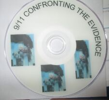 DVD 9/11 CONFRONTING THE EVIDENCE TWIN TOWERS DISASTER