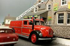 1:72 76 HO/OO/00 1954 Magirus Deutz RKW7 S6500 Fire Engine Model Germany