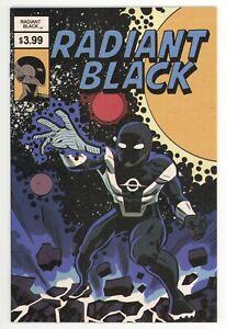 Radiant Black #1 Marcelo Costa RETRO Variant Cover