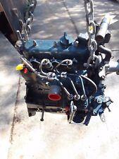 Kubota D722 Diesel Engine Reconditioned Exchange 12mths warranty