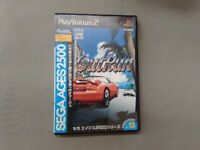 Sega Ages 2500 Series Vol.13 [Outrun] PlayStation2 PS2 Used racing w/Tracking#