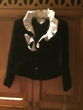 Anthony Vask Velvet Jacket! New with tags! Size 4