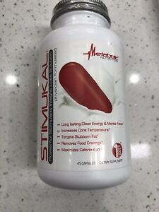 Stimukal By Metabolic Nutrition Like Synedrex Exp 3/20