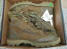 Welco Military Rat E 163 Men Boots Leather 9 R New In Box