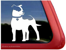 American Pit Bull Terrier Window Decal