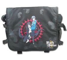 *NEW* Black Butler 2 Ciel Phantomhive & Sebastian Michaelis Messenger Bag