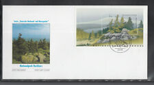 Germany 2002 National Park: Hochharz of the beautiful FDC