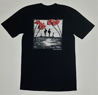 WAR POPPY REMEMBRANCE T-SHIRT - LIMITED FIRST EDITION BY JACQUELINE HURLEY