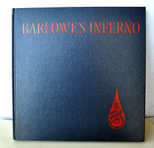 Barlowe's Inferno Deluxe Leather Ltd Ed 1/250 w/ Signed Litho Qliphoth Demon Art