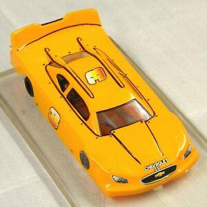 Slot Car 1/24 - Nascar - JK Flexi Chassis - Parma 16D Motor.