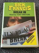 DICK FRANC - BREAK IN - Chivers audio book 8 CASSETTE