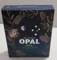 2013 AUSTRALIAN OPAL SERIES PYGMY POSSUM  1 OZ. PROOF SILVER OPAL PYGMY POSSUM