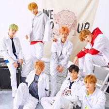 NCT Dream We Go up 2nd Mini Album CD Poster Booklet Card Sticker K-pop