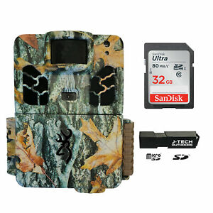 Browning Dark Ops HD Pro X (2019) Trail Game Cam COMPLETE PACK (20MP)   BTC6HDPX
