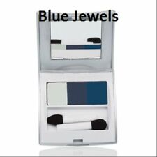 JAFRA Powder Eye Shadow Trio Lidschatten Trio BLUE JEWELS 3 g NEU + OVP