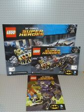 LEGO® Super Heroes Bauanleitung 76055 Batman Killer Crocs instruction Neu
