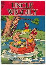 Uncle Wiggily-Four Color Comics #221 1949-KELLY COVER VG-