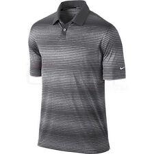 Nike Golf Lightweight Innovation Stripe Polo Tour Performance Golf Shirt Small