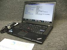 Lenovo Thinkpad T520  I7-2640M 2.80 GHZ 8GB -NO HDD NO CADDY -  loc 5-d
