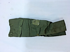 1/6 SCALE- NEW- GREEN - TACTICAL PANTS...LOOK