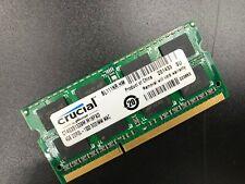 CRUCIAL 4GB Laptop Ram DDR3L-1333 S0DIMM MEMORY MODULE #12D