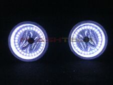 Dodge RAM White LED HALO FOG LIGHT KIT (2002-2008)