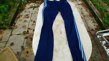 Trousers Adidas Vintage Navy Blue T L