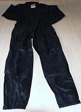 Combinaison de pluie uni DROXX noir taille XL